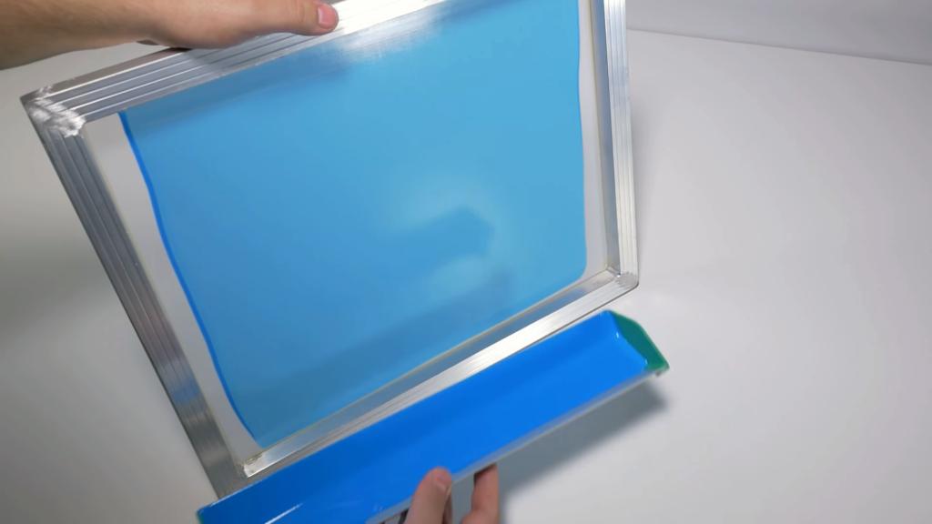 Blue Screen Printing Emulsion