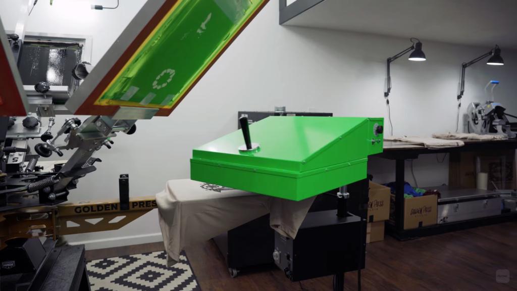 Screen Printing Business
