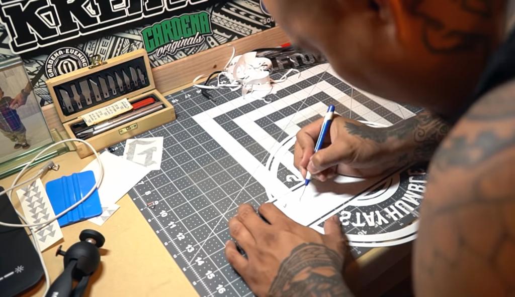 Make Vinyl Decals for shirts